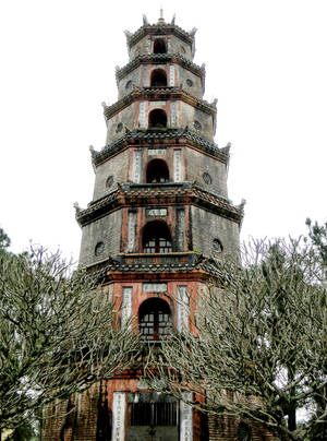 Башня  Тхап Фыок Зуен