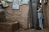 Талибы иногда совершают набеги на лагеря беженцев. За последний месяц из лагеря похитили 5 человек. В основном воруют молодых ребят.
