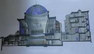 План кафедрального собора в Тиране