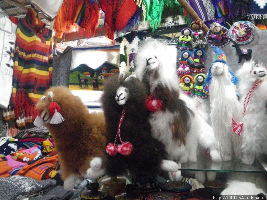 игрушки из меха альпаки от 10 дол