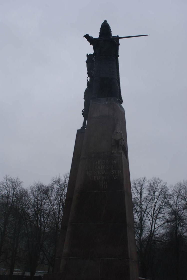 Памятник великому князю Л