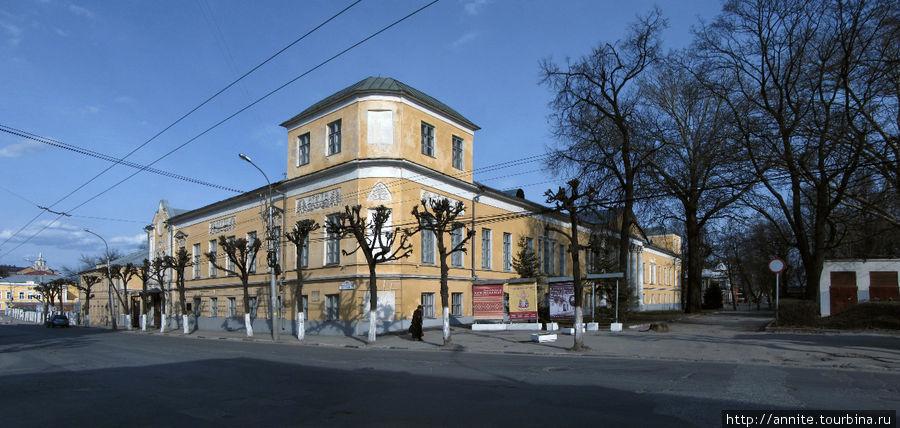 Художественный музей, общ
