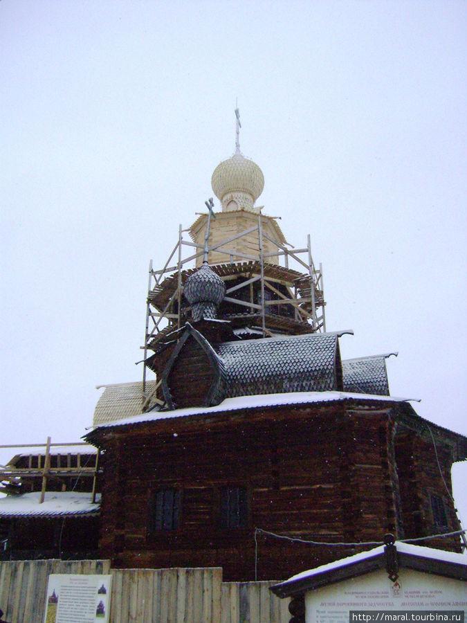 Преображенская церковь XVIII века