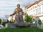 Памятник Александру Духновичу