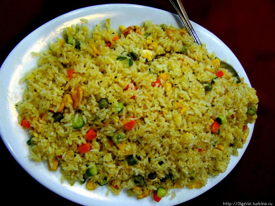 Рис — не просто рис, а со всякими добавками