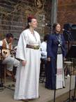 Солистки Бело Платно Светлана Спаич и Звездана Остоич