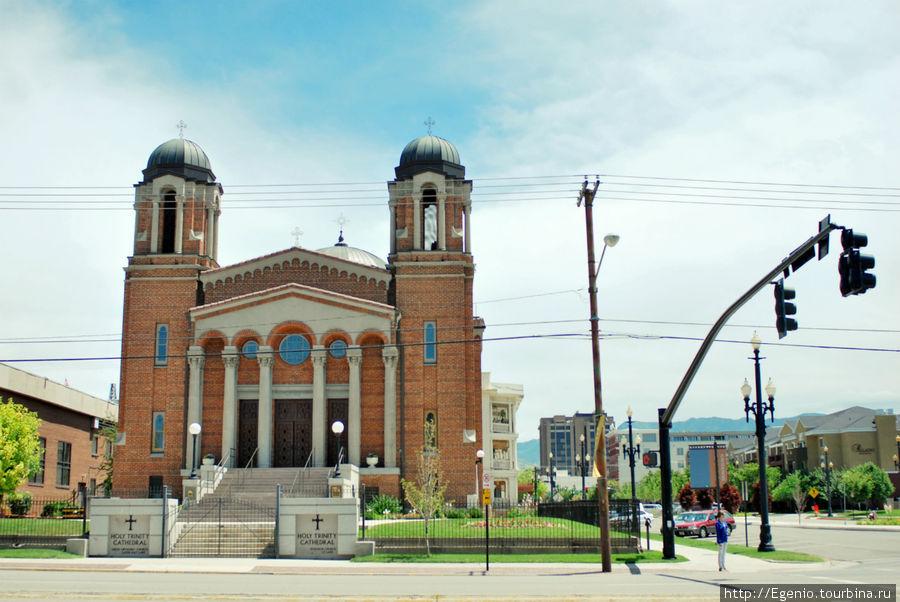 Греческая православная церковь. Солт-Лэйк-Сити, Соединенные Штаты Америки
