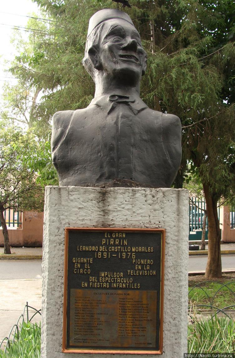 Гран Пиррин (1891-1976),