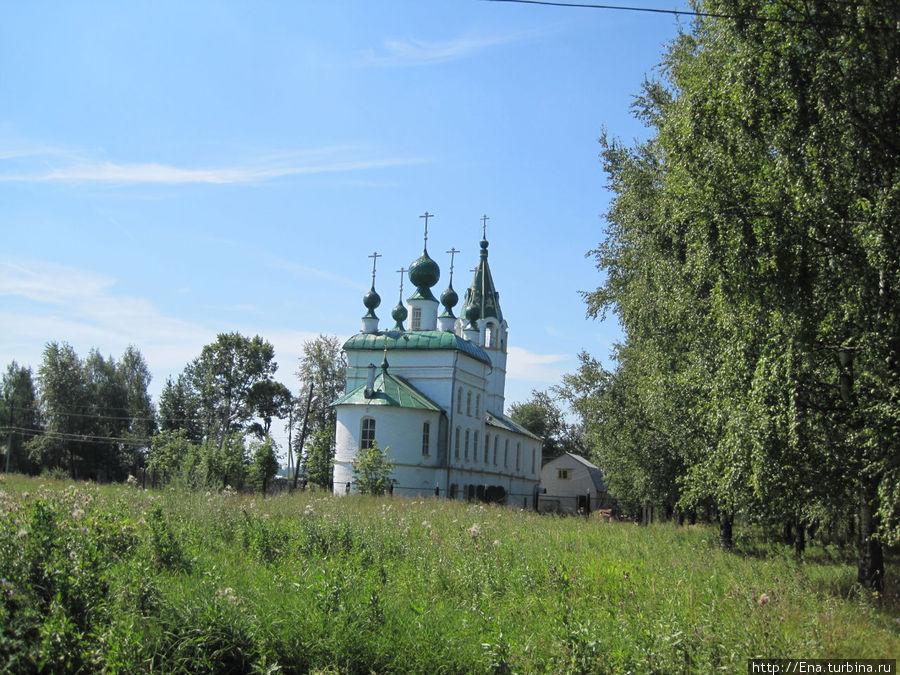 Церковь Вознесения (Леонтьевская)