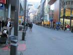 Андорра ла Велла,центральная улица.
