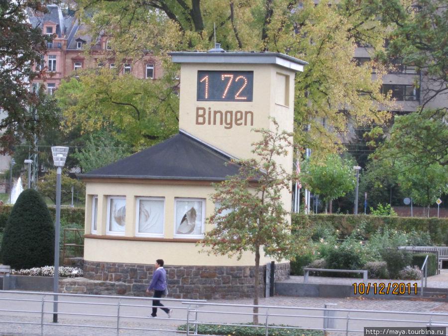 Станция Бинген
