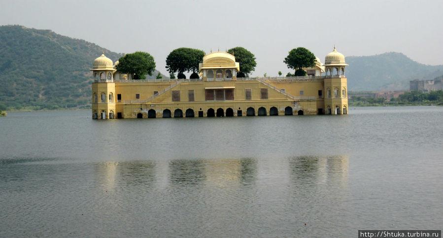 Джайпур, water Palace