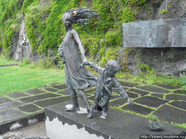 Осло говорит о себе языком скульптуры