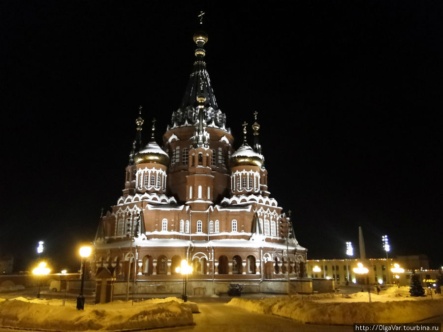 Спасо-Михайловский Собор