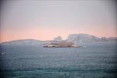 Вид с набережной на архипелаг Фриуль и остров Иф