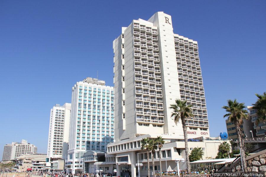 Отель Ренисанс Тель-Авив