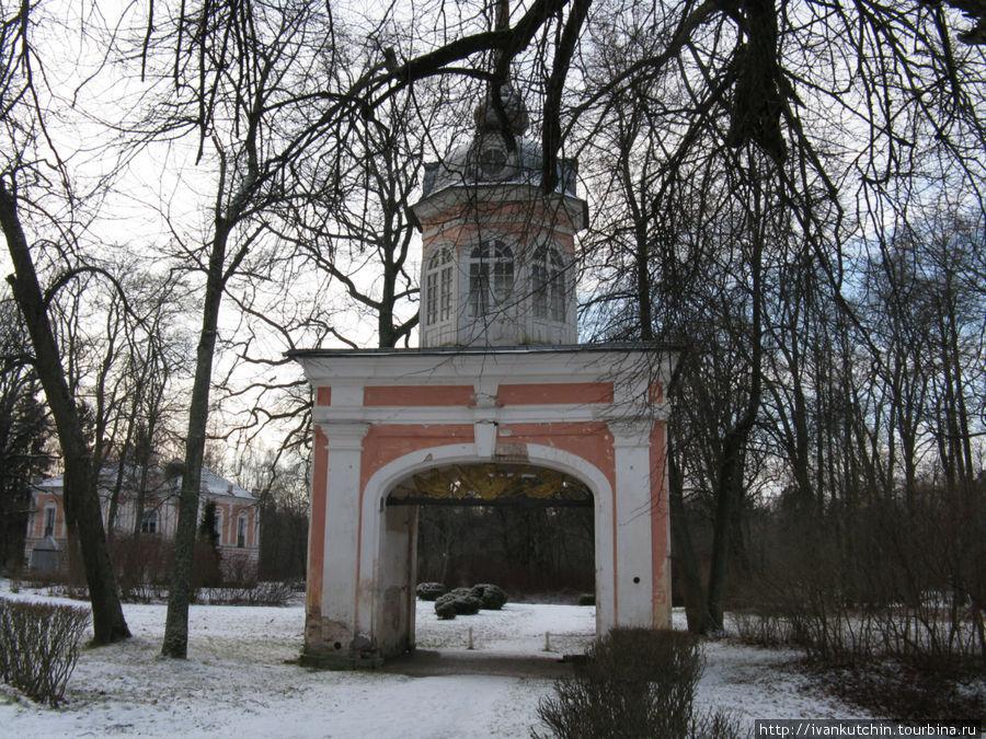 Почетные ворота
