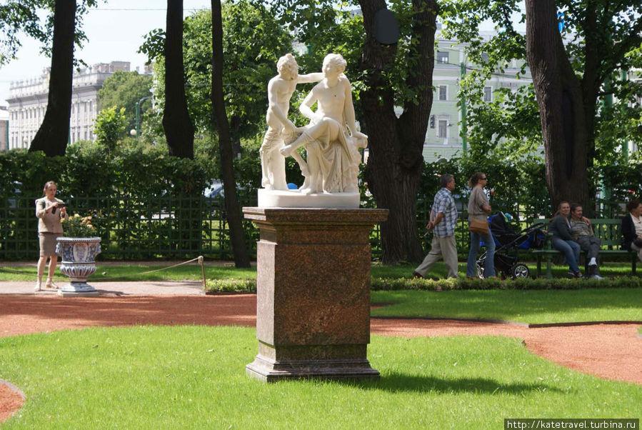 Скульптура Летнего сада