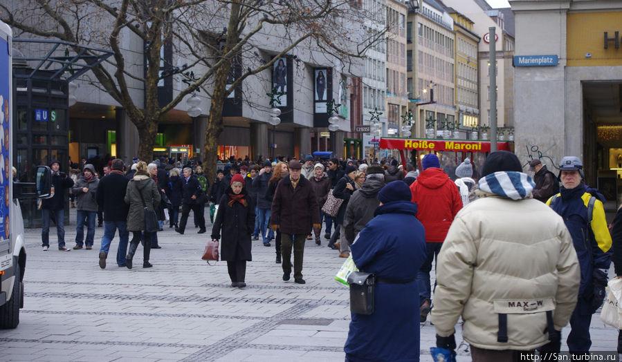 По главной улице — без оркестра