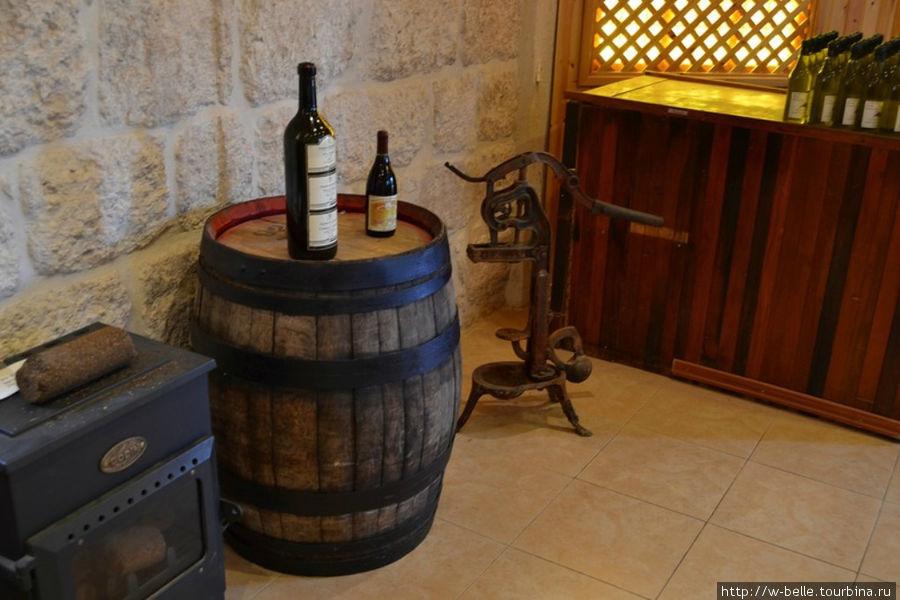 Монастырское вино.