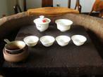 Гайвань, чахай, пиалки, кипяток и конечно же отличный чай, а также превосходная атмосфера, что еще нужно для полноценного релакса?!