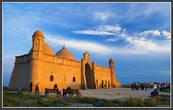 Южный Казахстан. Мавзолей Арыстан-Баб