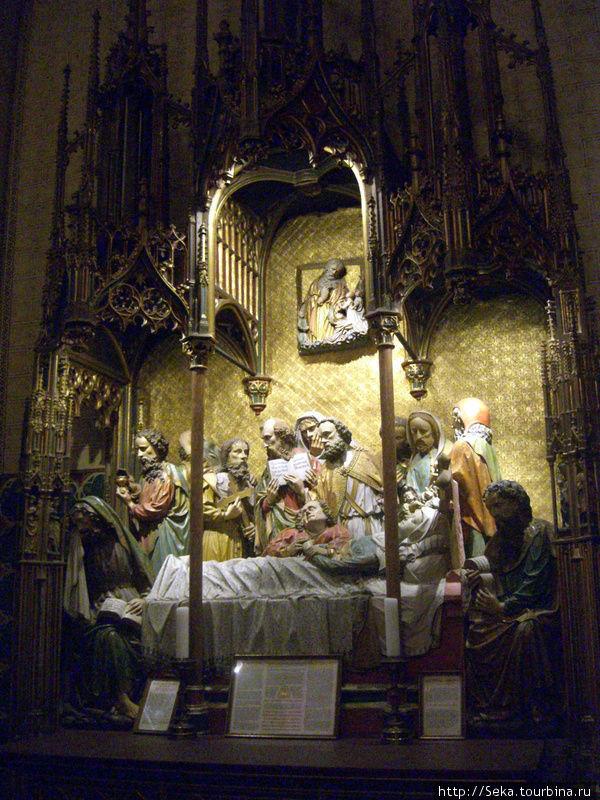 Maria-Schlaf-Altar (с немецкого — Алтарь Спящей Марии)