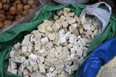 Сыр из молока тибетского яка (Э-э-э... пробовали, одного раза хватило)