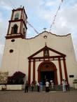 церкви Святой Божьей Матери Успения (Nuestra Señora de Asuncion)