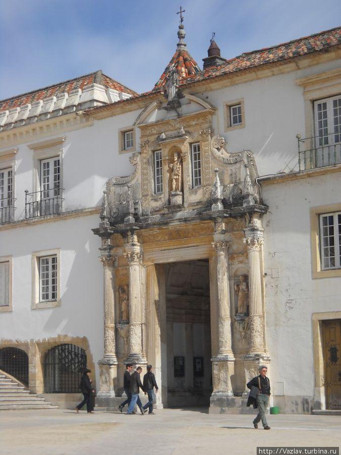 Ворота университета