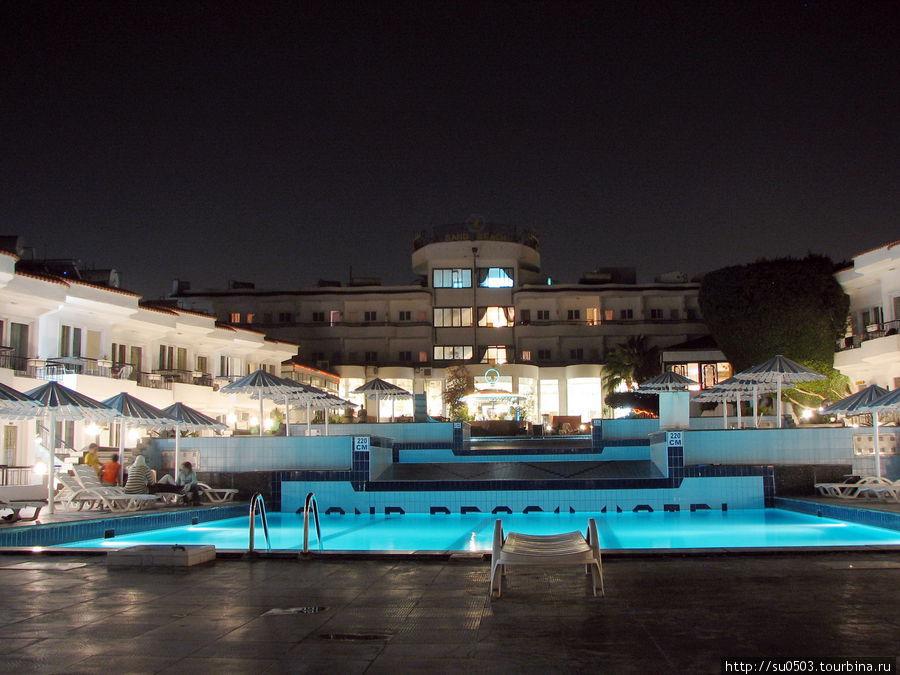 Отель SAND BEACH