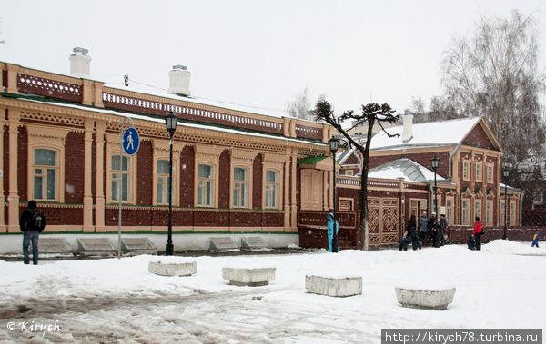 Усадебный дом Павлова