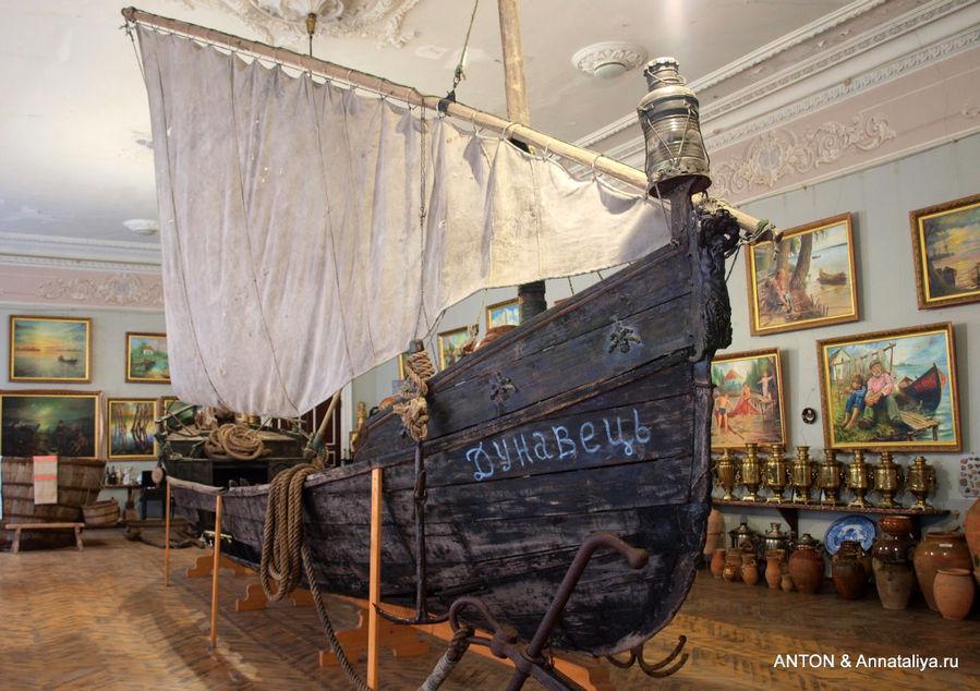 музеи лодок и кораблей