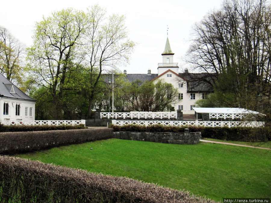 Музей города Осло.