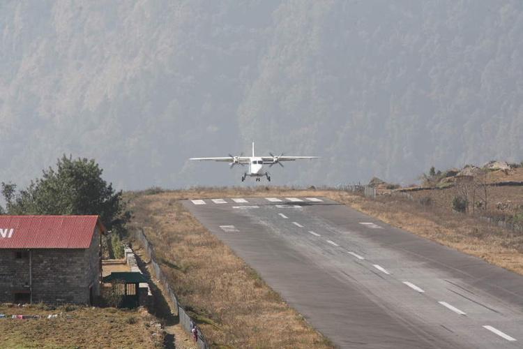 Утренний рейс из Катманду