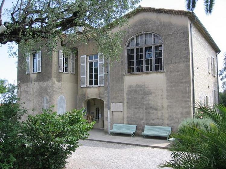 Дом — музей Ренуара.