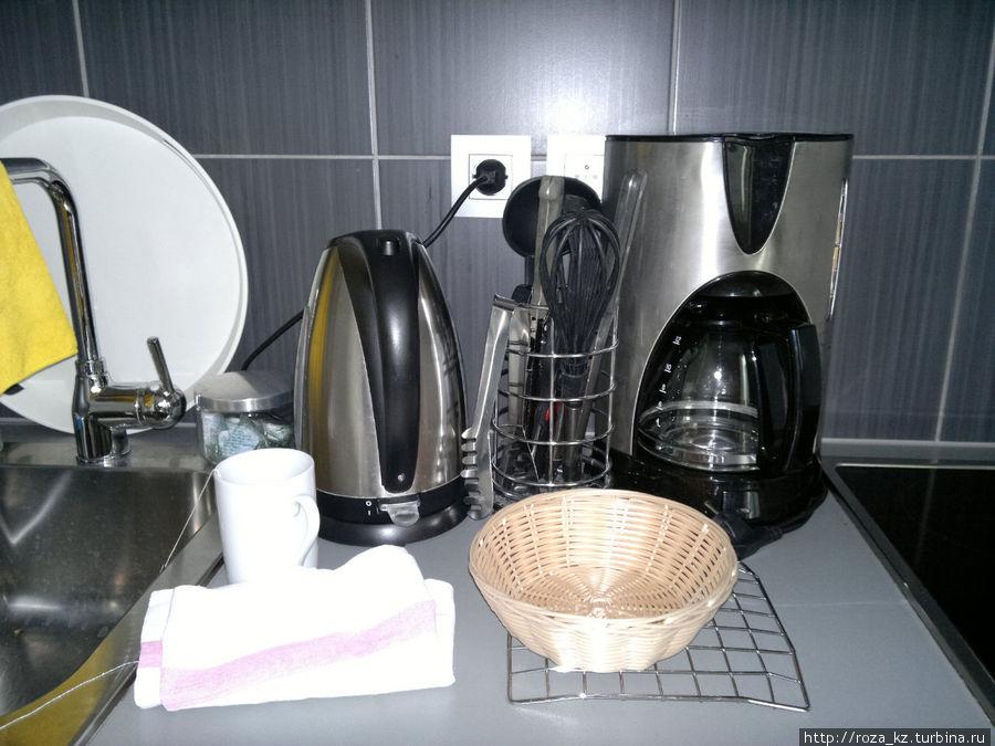 укомплектованность кухни