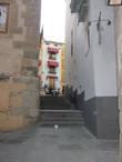Узенькие улочки — отличительная черта города.