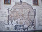 Глобус Боровска — общий вид