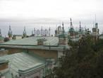 крыша здания вокзала