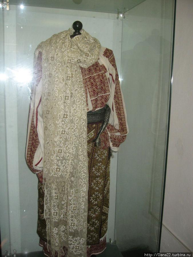 Убранство королевы Марии