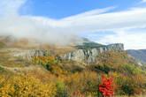 Местные жители считают, что Демерджи — самая красивая гора в Крыму  после Чатырдага
