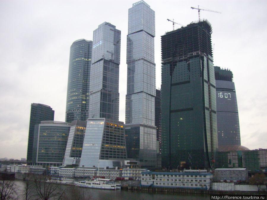 Сити (съемка осень 2009 года, сейчас вид несколько другой)