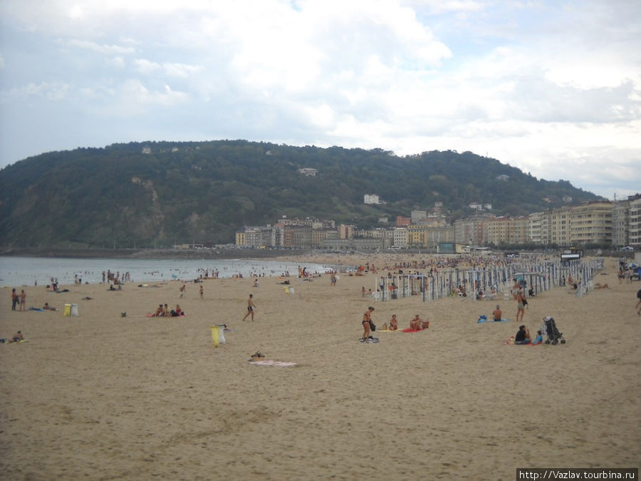 Playa de la Zurriola
