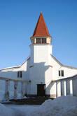 Храм Иоанна Богослова. 1932 г. Возвращен РПЦ в 1992 году.
