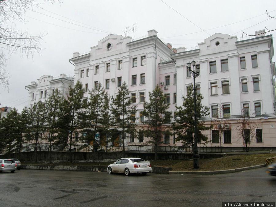 Архитектура Хабаровска...