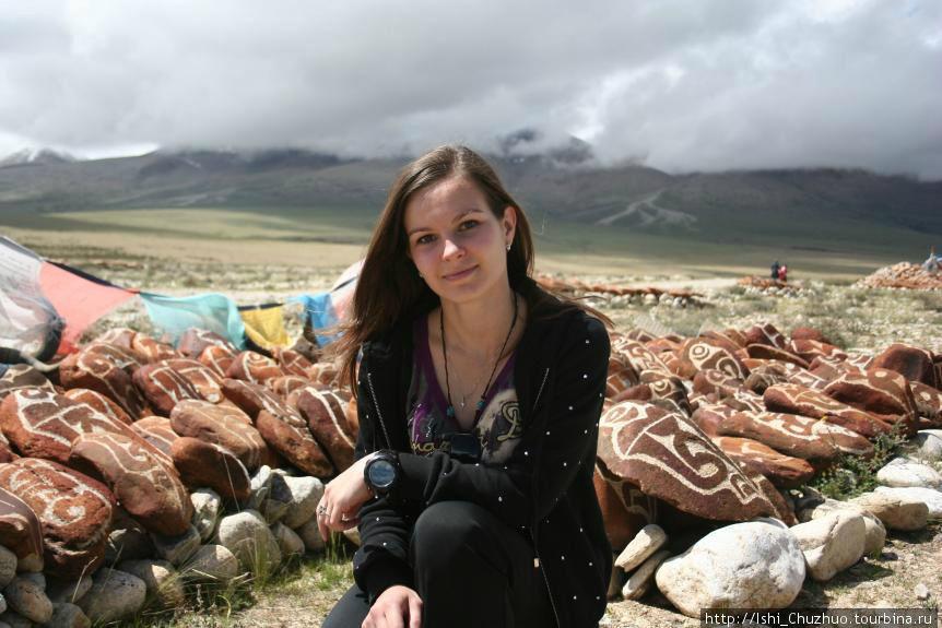 Озеро Манасаровар, Тибет,