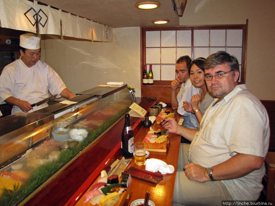 Ресторанчик в Камакуре