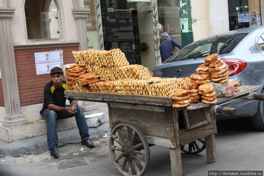 День начинается с хлеба