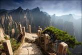 Один из вьюпоинтов, с которого открываются потрясающие виды на горы
